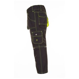 JUNIOR Bundhose, 65 % Polyester, 35 % Baumwolle Ripstop-Optik