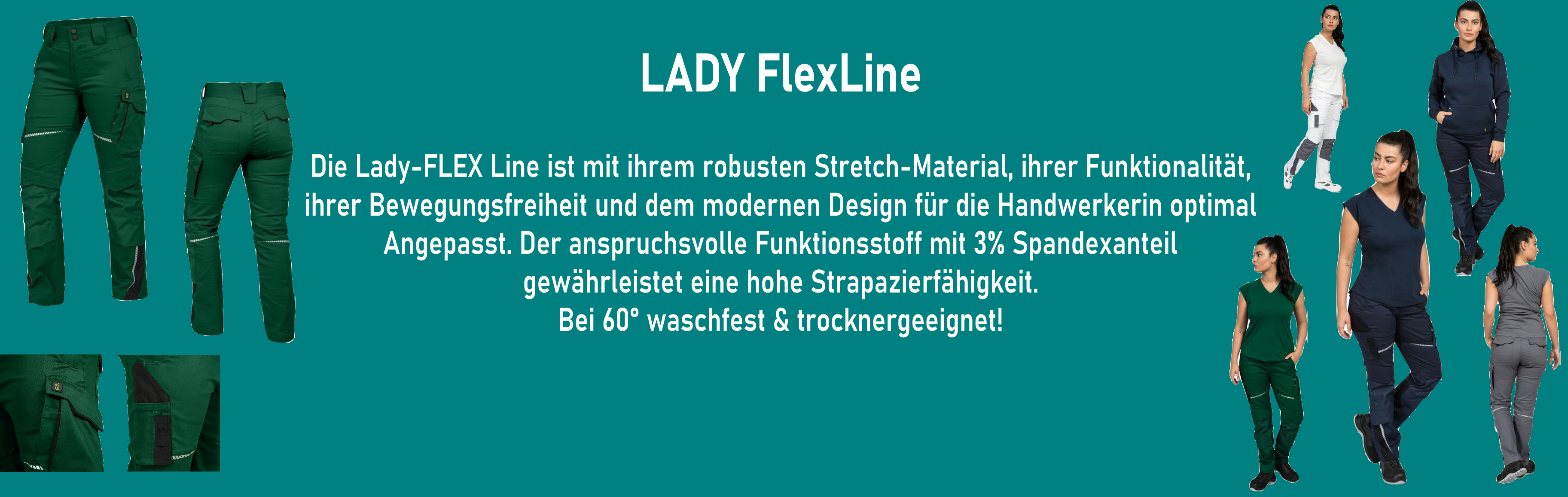 LADY FlexLine